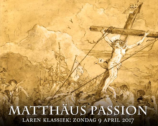 Matthäus Passion 2017 met Ton Koopman